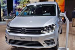 Caddy Maxi - Comfortline 1.4 TSI 130PS/96kW DSG7 2020