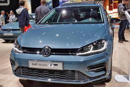 Volkswagen Golf Variant, Beispielbilder, ggf. teilweise mit Sonderausstattung