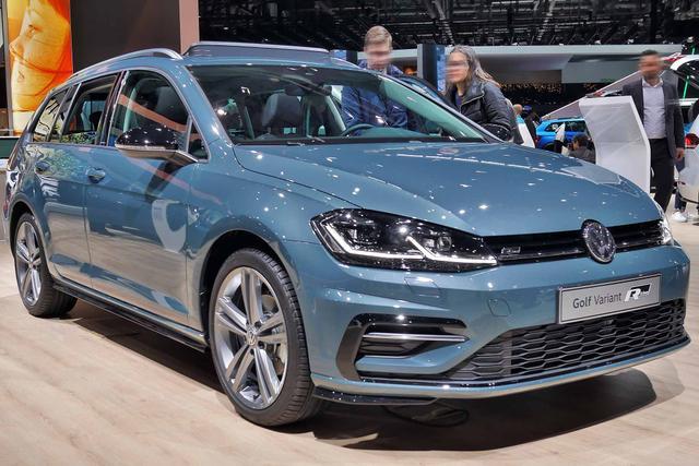 Volkswagen Golf Variant Comfortline 1.0 TSI Klimaaut Adaptivtemp LMF