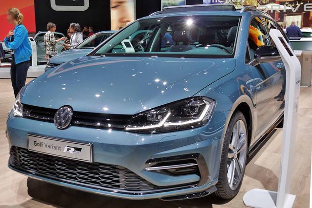 Volkswagen Golf Variant - Style 1.5 eTSI 150PS/110kW DSG7 2021