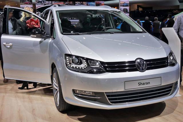 Volkswagen Sharan - Highline Bestellfahrzeug, konfigurierbar