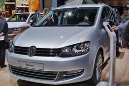 Volkswagen Sharan, Beispielbilder, ggf. teilweise mit Sonderausstattung