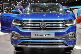 Volkswagen T-Cross, Das Bild ist ein beliebiges Beispiel der frei konfigurierbaren Modellreihe
