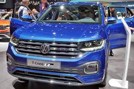 Volkswagen T-Cross - base