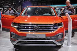 Volkswagen T-Cross - Life 1.6 TDI SCR 95PS/70kW 5G 2020