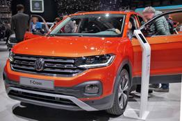 Volkswagen T-Cross      1.0 TSI OPF 81 kW