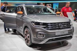 Volkswagen T-Cross - Style 1.6 TDI SCR 95PS/70kW DSG7 2020