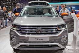Volkswagen T-Cross - 1.0 TDI