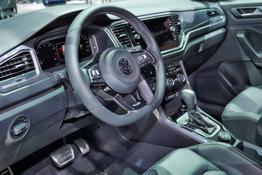 Volkswagen T-Roc, Beispielbilder, ggf. teilweise mit Sonderausstattung