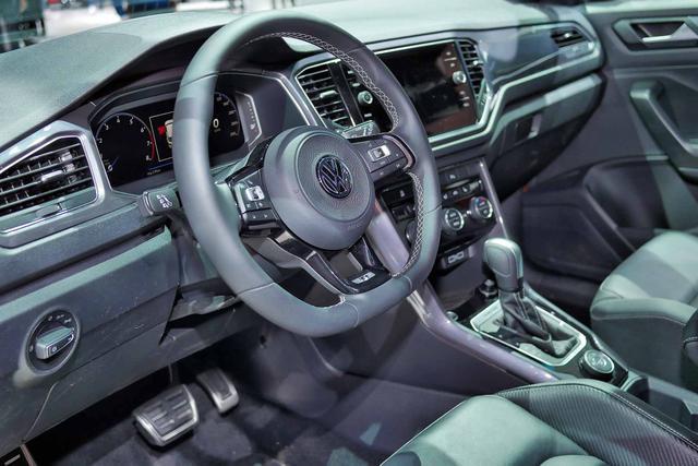 Volkswagen T-Roc 1.5 TSI ACTIVE