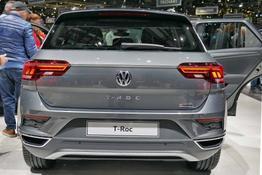 Volkswagen T-Roc, Das Bild ist ein beliebiges Beispiel der frei konfigurierbaren Modellreihe