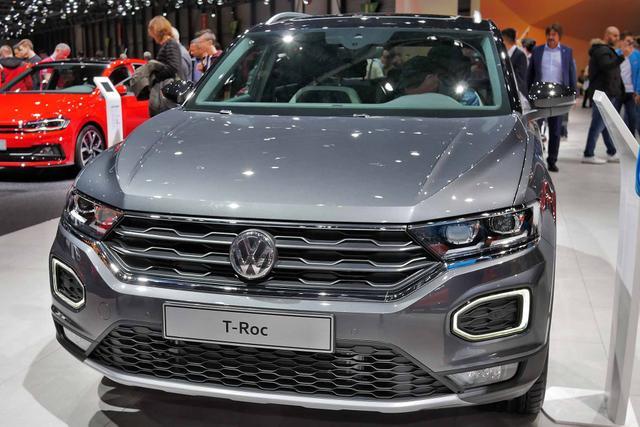 Volkswagen T-Roc - Sport 2.0 TDI SCR 150PS/110kW DSG7 4Motion 2020