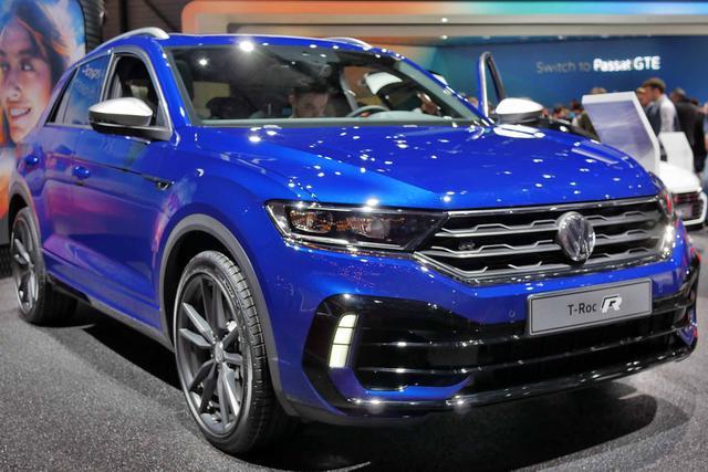 Volkswagen T-Roc      Style 1.0 TSI Klimaaut Spurhalte LMF SHZ ACC PDC