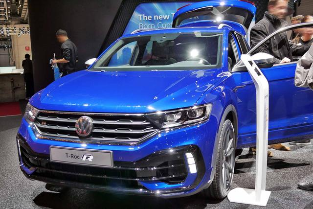 Volkswagen T-Roc - City - Bestellfahrzeug frei konfigurierbar