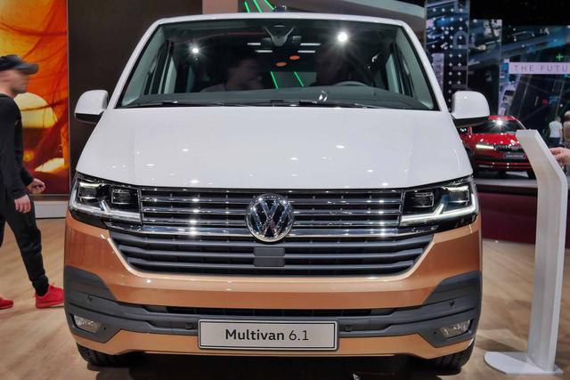 Volkswagen Multivan 6.1 - Comfortline lang 2.0 TDI 150PS/110kW DSG7 2020 Bestellfahrzeug frei konfigurierbar