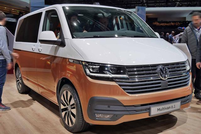 Volkswagen Multivan 6.1 - Comfortline kurz 2.0 TDI 199PS/146kW DSG7 2020 Bestellfahrzeug frei konfigurierbar