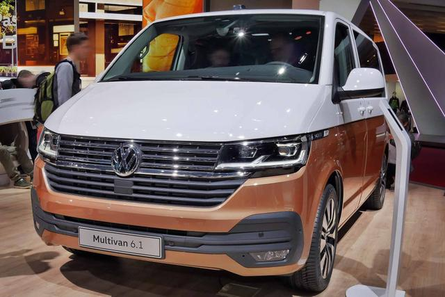 Volkswagen T6 Multivan - Highline 2.0 TDI 199PS/146kW DSG7 2020