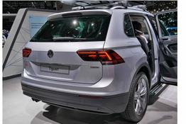 Volkswagen Tiguan, Das Bild ist ein beliebiges Beispiel der frei konfigurierbaren Modellreihe