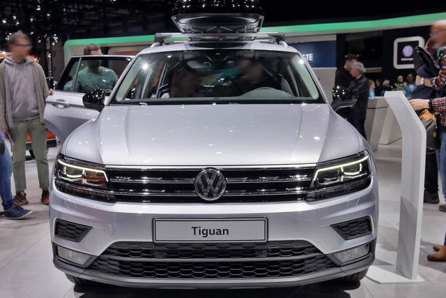 Volkswagen Tiguan 1.5 TSI OPF 96kW