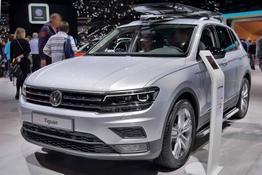 "Volkswagen Tiguan - 2.0 TSI DSG - 4-MOTION ""AKTION"" LED-AHK"