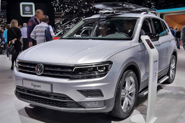 Volkswagen Tiguan - Comfortline 2.0 TDI SCR 4M DSG 150PS 2019