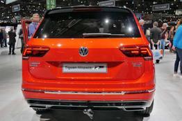 Volkswagen Tiguan Allspace, Bilder sind beliebige Beispiele aus der frei konfigurierbaren Modellreihe. Durch kurzen Hinweis per Mail erhalten Sie von uns Original-Abbildungen.