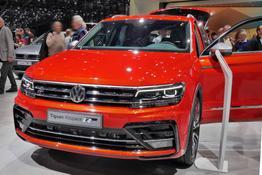 Volkswagen Tiguan Allspace - 1.5 TSI DSG - COMFORTLINE