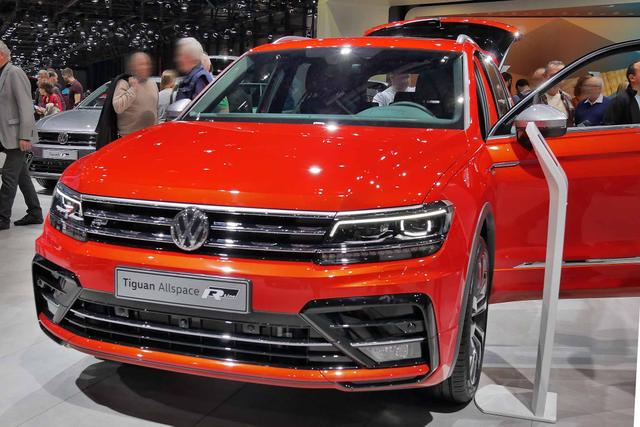 VW Tiguan Allspace - Comfortline