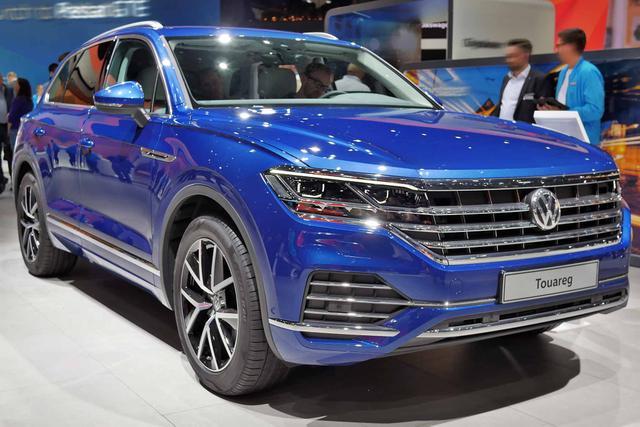 Volkswagen Touareg - Atmosphere Business 3.0 V6 TDI SCR 286PS/210kW Aut. 8 4Motion 2020 Bestellfahrzeug frei konfigurierbar
