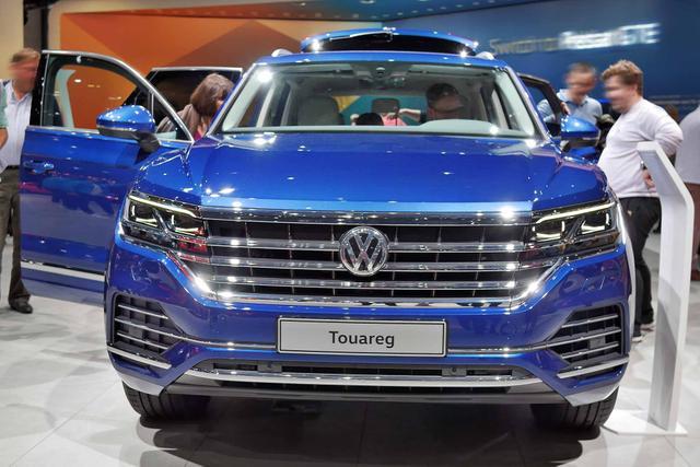 Volkswagen Touareg - Elegance 3.0 V6 TDI SCR 286PS/210kW Aut. 8 4Motion 2020 Bestellfahrzeug frei konfigurierbar