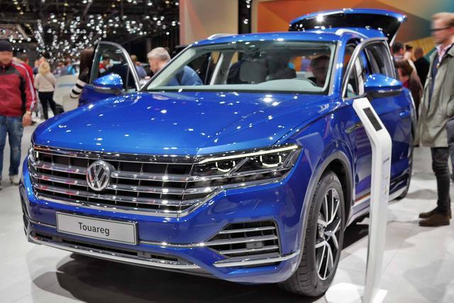 Volkswagen Touareg - Elegance Business 3.0 V6 TDI SCR 286PS/210kW Aut. 8 4Motion 2020 Bestellfahrzeug frei konfigurierbar