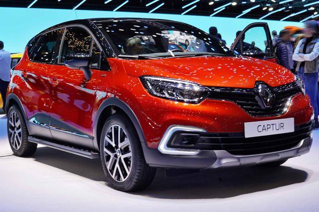 Lagerfahrzeug Renault Captur - Urban