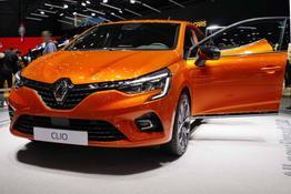 Renault Clio, Das Bild ist ein beliebiges Beispiel der frei konfigurierbaren Modellreihe