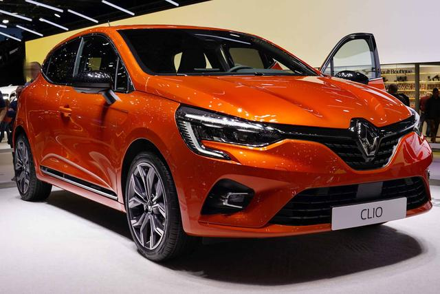 Lagerfahrzeug Renault Clio - Zen 1.5 dCi 85PS/63kW 6G 2020