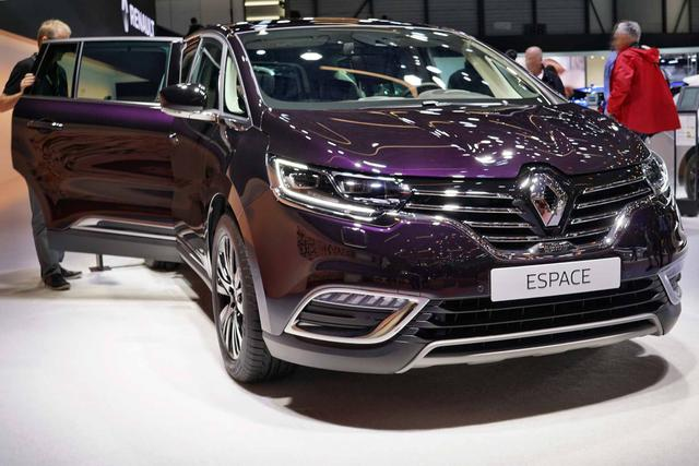 Renault Espace BLUE dCi 190 EDC Intens