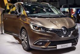 Renault Grand Scenic, Das Bild ist ein beliebiges Beispiel der frei konfigurierbaren Modellreihe