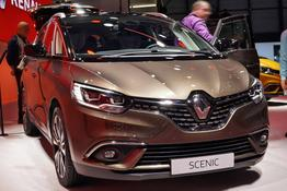 Renault Grand Scenic      TCe 140 GPF Intens