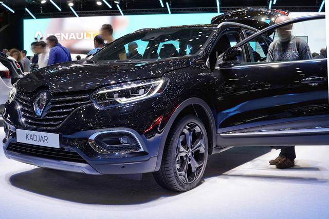 Renault Kadjar - Black Edition LED/NAVI/ALU/BOSE-SOUND Vorlauffahrzeug