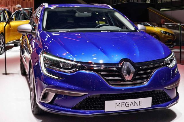 Renault Mégane Grandtour E-TECH Plug-In 160 Zen