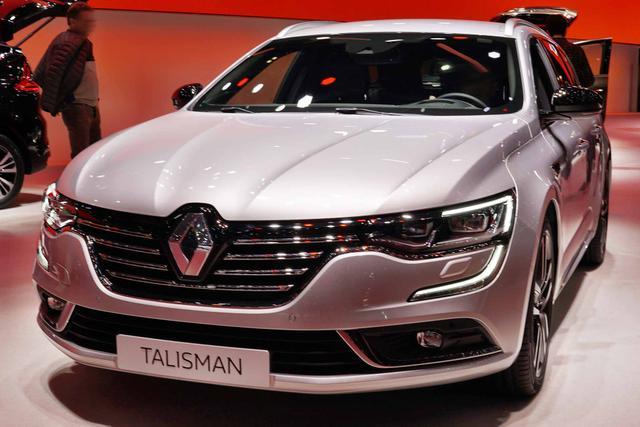 Renault Talisman Grandtour - BLUE dCi 200 EDC Initiale Paris Grdtour