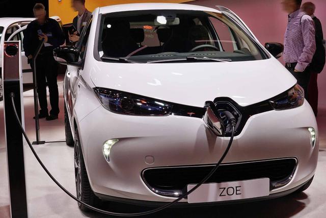 Renault ZOE Intens R135/Z.E. 50 Batteriekauf