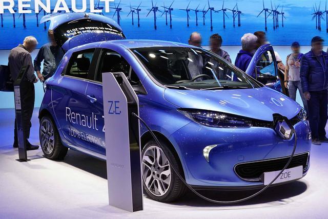 Renault ZOE Life R110/Z.E. 40 Batteriekauf