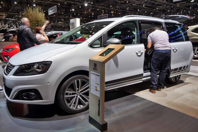 Bestellfahrzeug, konfigurierbar SEAT Alhambra - 1.4 TSI Start&Stop XCELLENCE