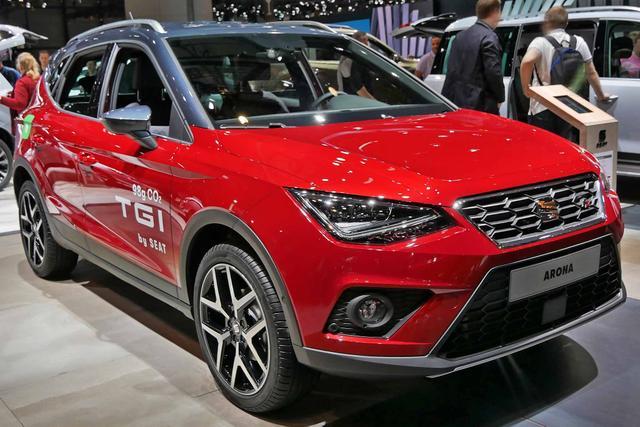 SEAT Arona 1.0 TSI 81kW FR