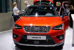 Seat Arona FR, Das Bild ist ein beliebiges Beispiel der frei konfigurierbaren Modellreihe