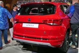Seat Ateca, Das Bild ist ein beliebiges Beispiel der frei konfigurierbaren Modellreihe