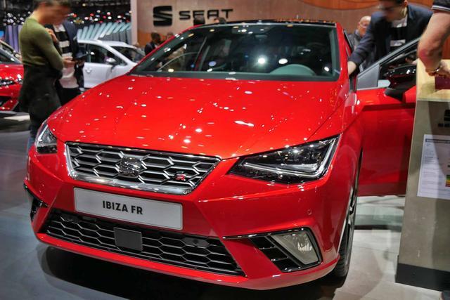 SEAT Ibiza 1.0 MPI 59kW FR