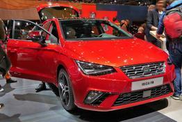 SEAT Ibiza      1.5 TSI 110kW FR DSG