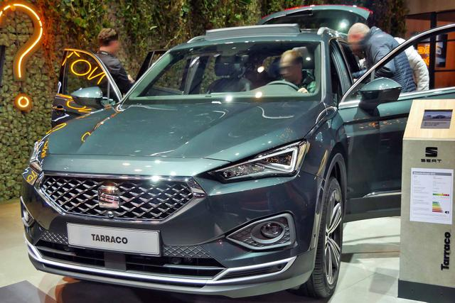 Seat Tarraco - Style 2.0 TDI 5-Sitzer 150PS 6G