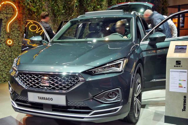 Seat Tarraco - Xcellence 2.0 TSI 4Drive 190PS 140kW DSG 7-Sitzer 2021 Bestellfahrzeug frei konfigurierbar